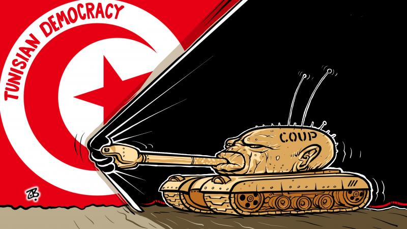 Coup in Tunis
