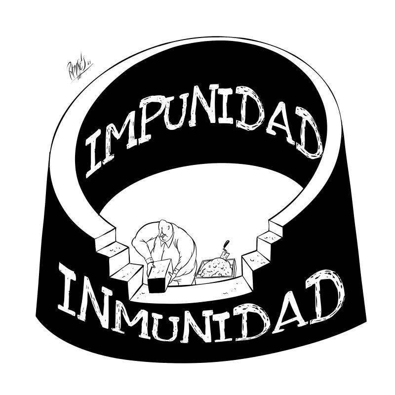 Impunity's inmunity