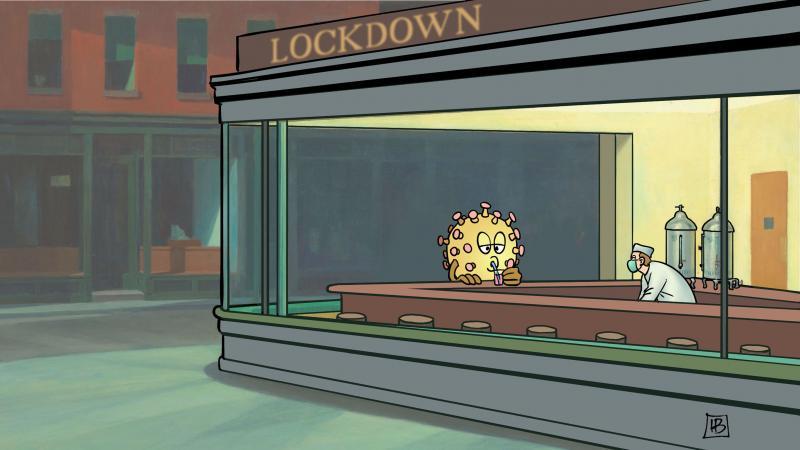 Gastronomy Lockdown
