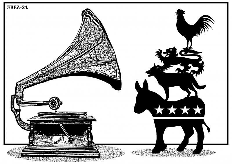 Bremen Town Musicians.