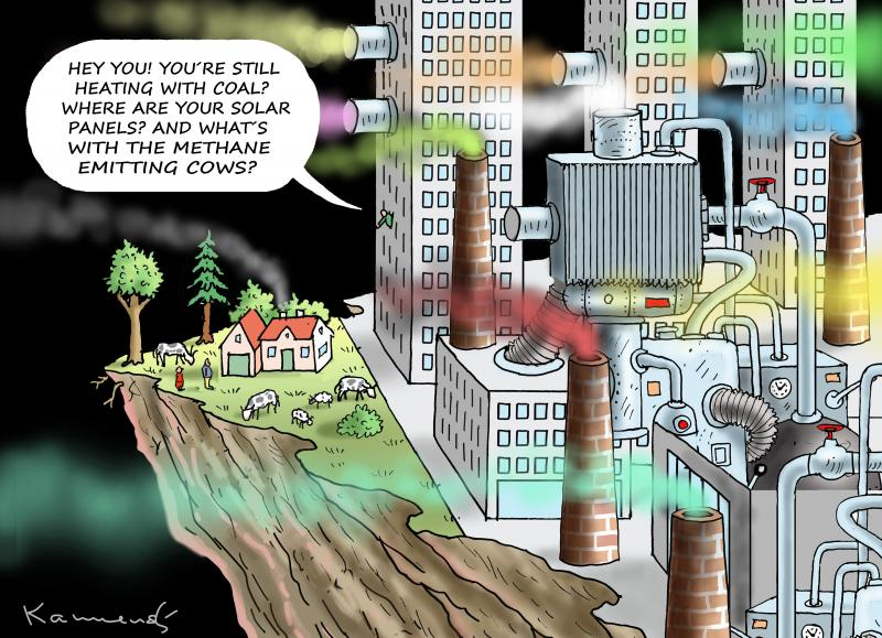 World climate report
