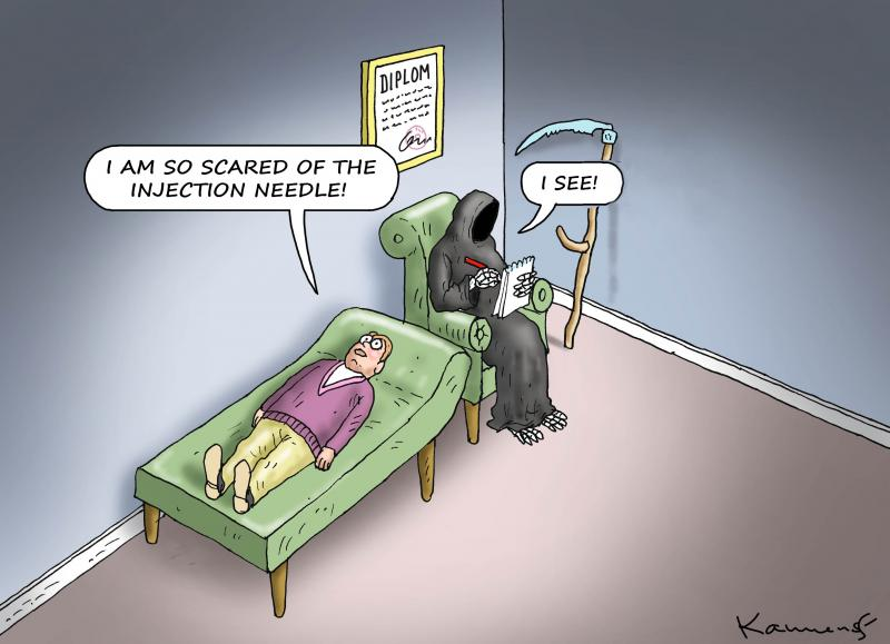 VACCINATION FEAR