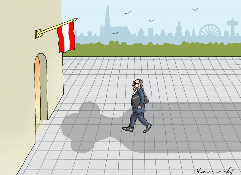 Shadow Chancellor Schallenberg
