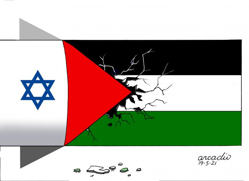 Peace in the Middle East right now!