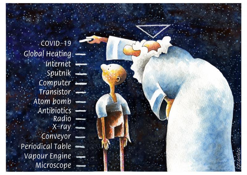 Universe, children, future, problems, Covid,