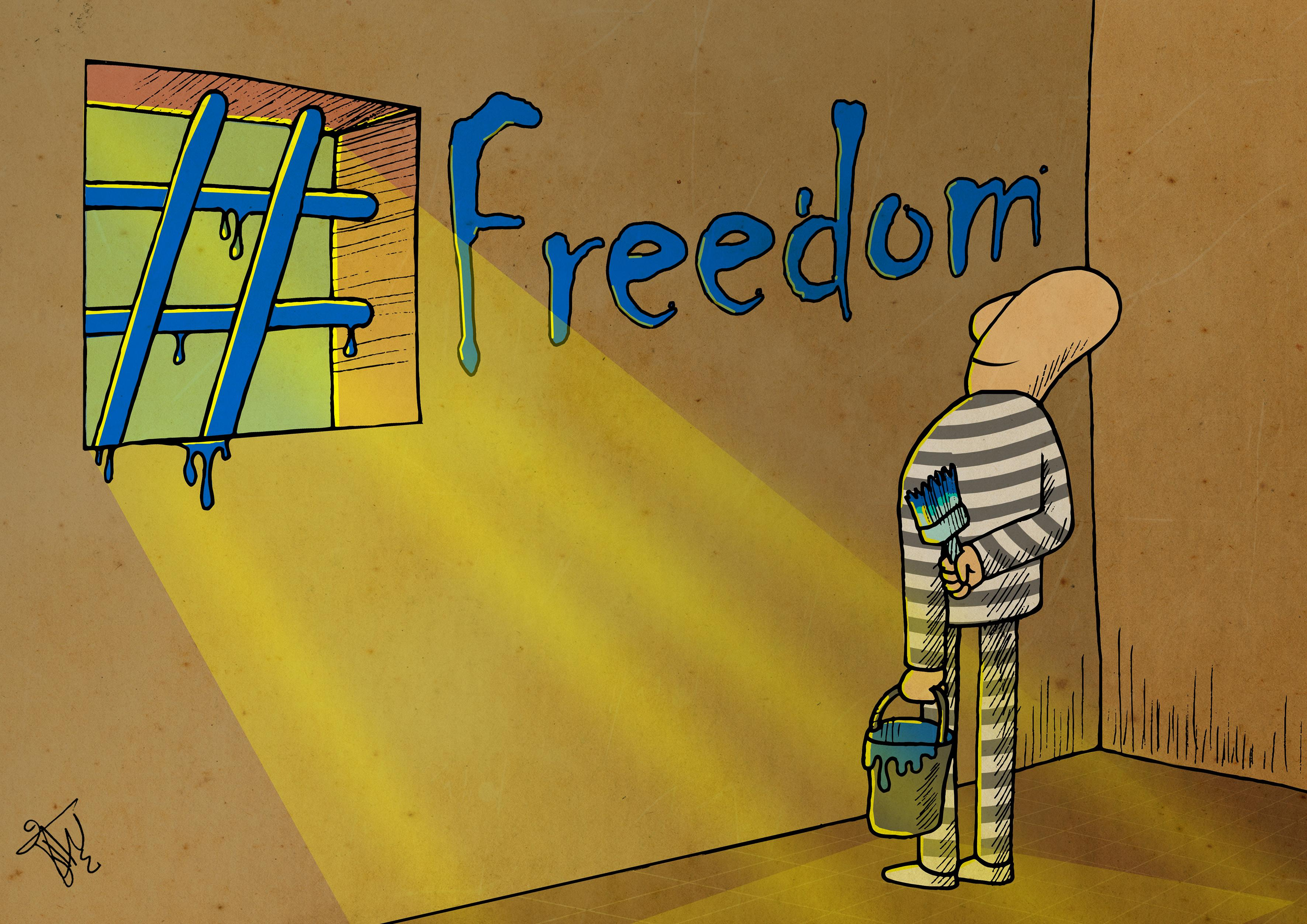 Social media and freedom