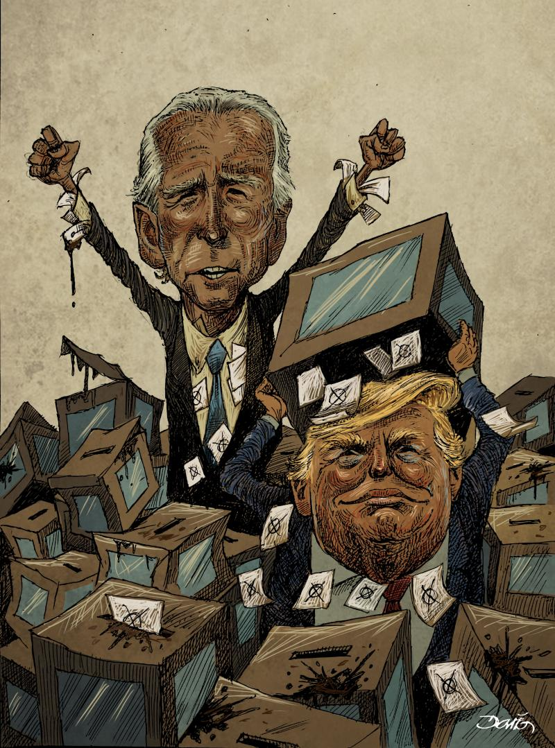 The USA election 2020