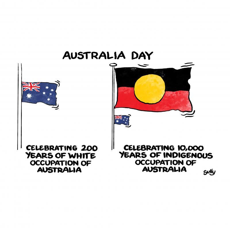 Australia Day is for all Australians