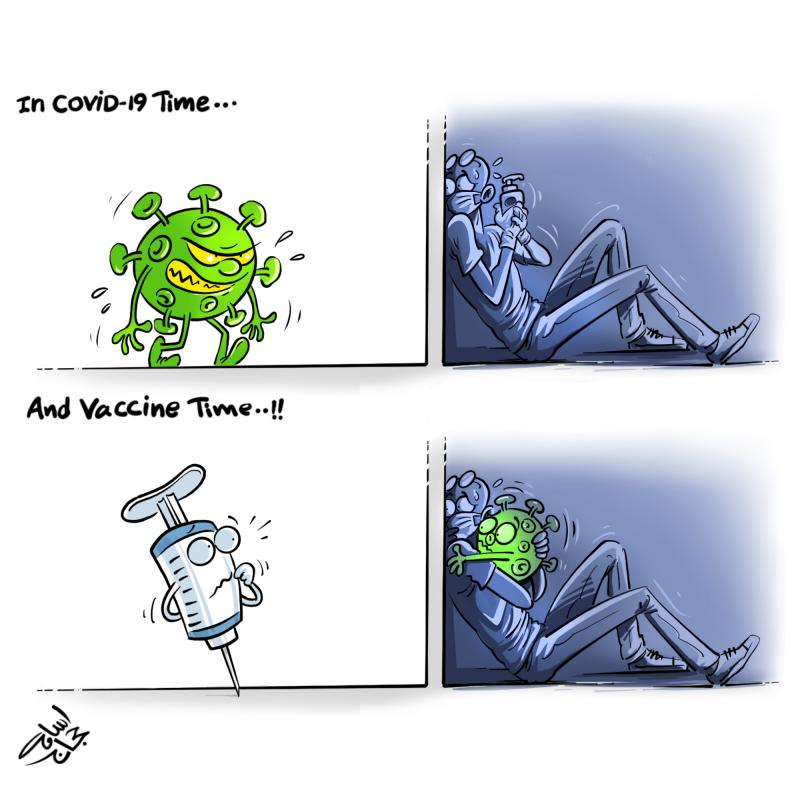 A Covid-19 Vaccine Problem: People Who Are Afraid to Get One