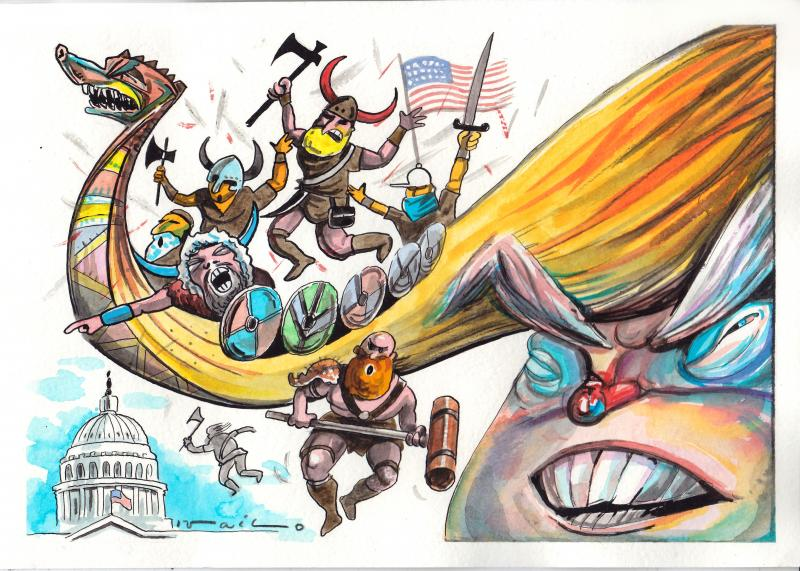 the Capitol attack