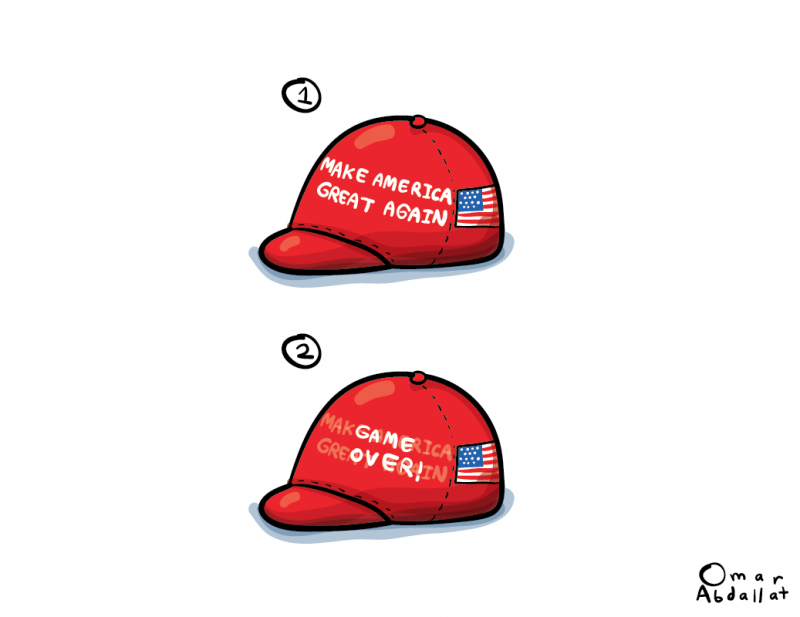 Could it be game over for Donald Trump?