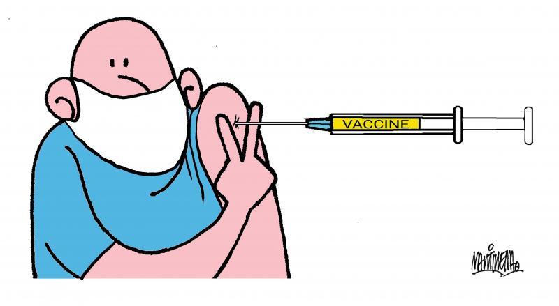 Successful vaccination campaign