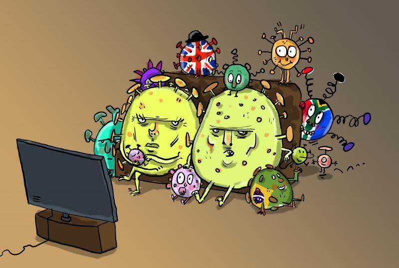 The Mutation Family