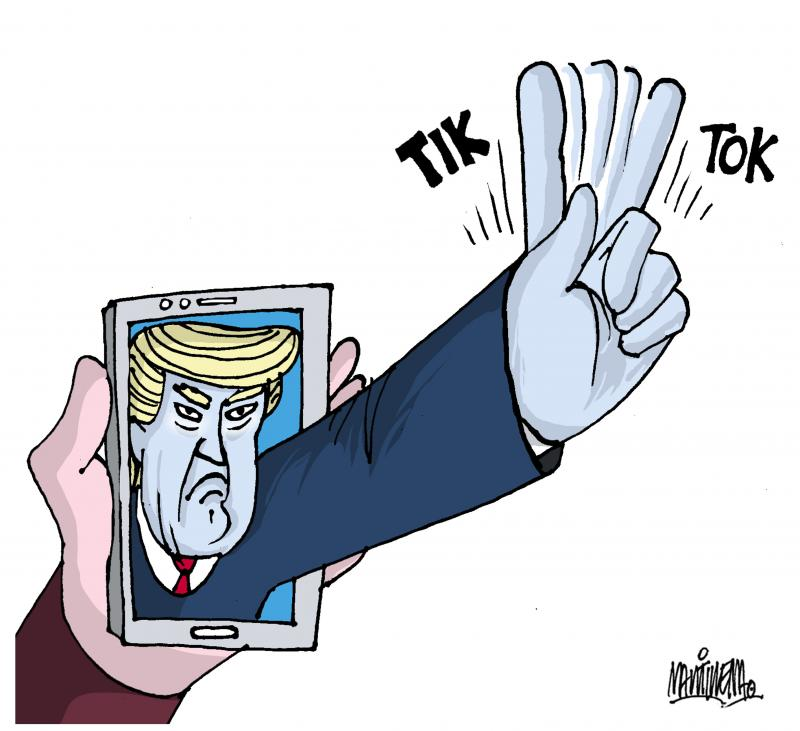 Trump vs. Tik Tok