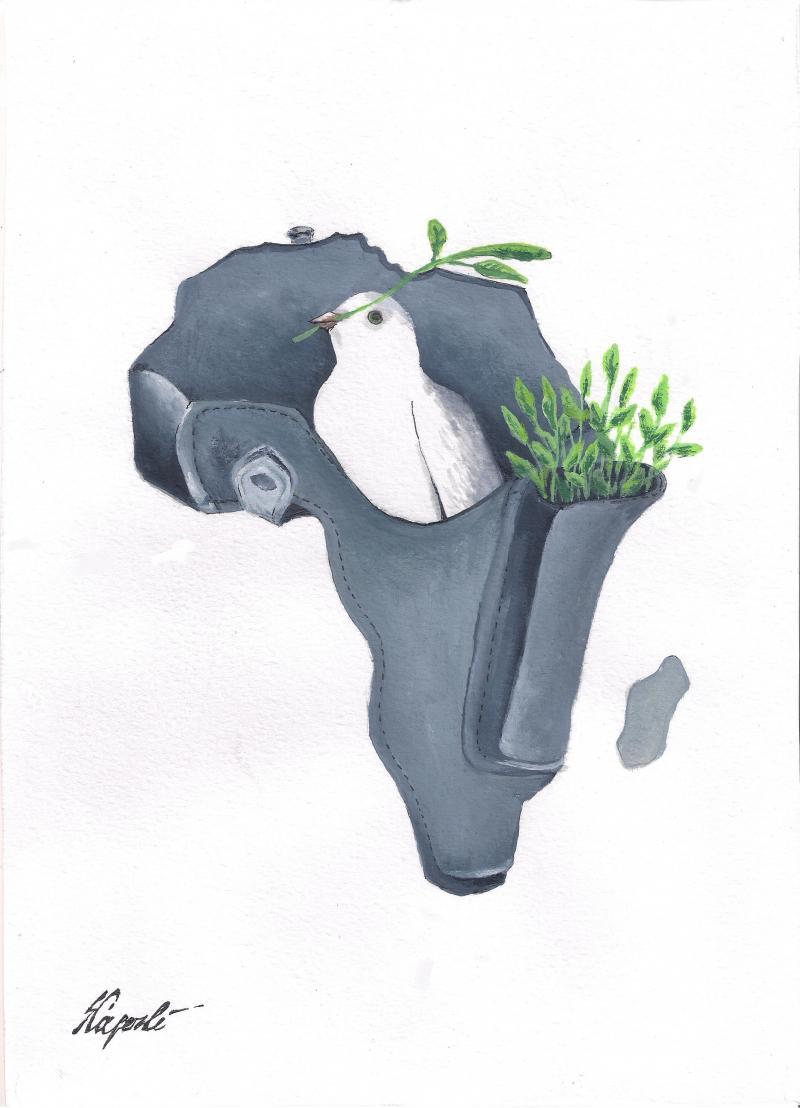 Unarmed Africa