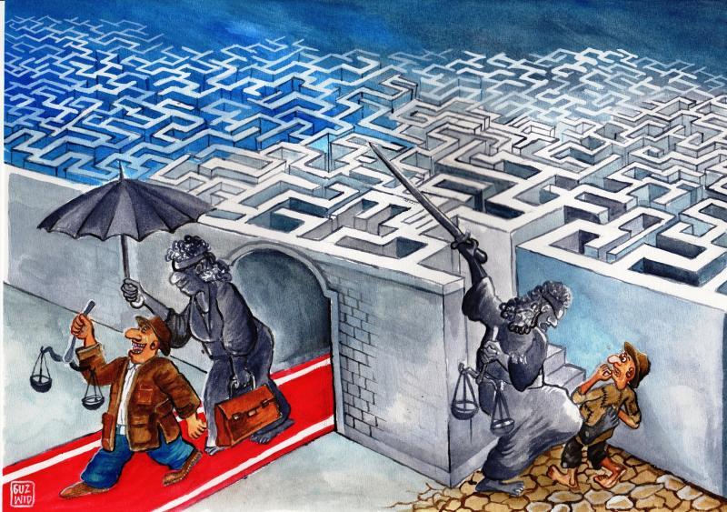 Justice and democrasyy