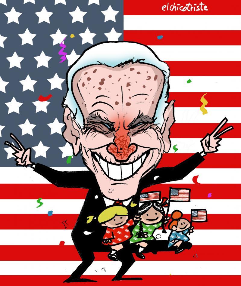 Joe Biden, USA presidency, Donald Trump, President of the USA, USA