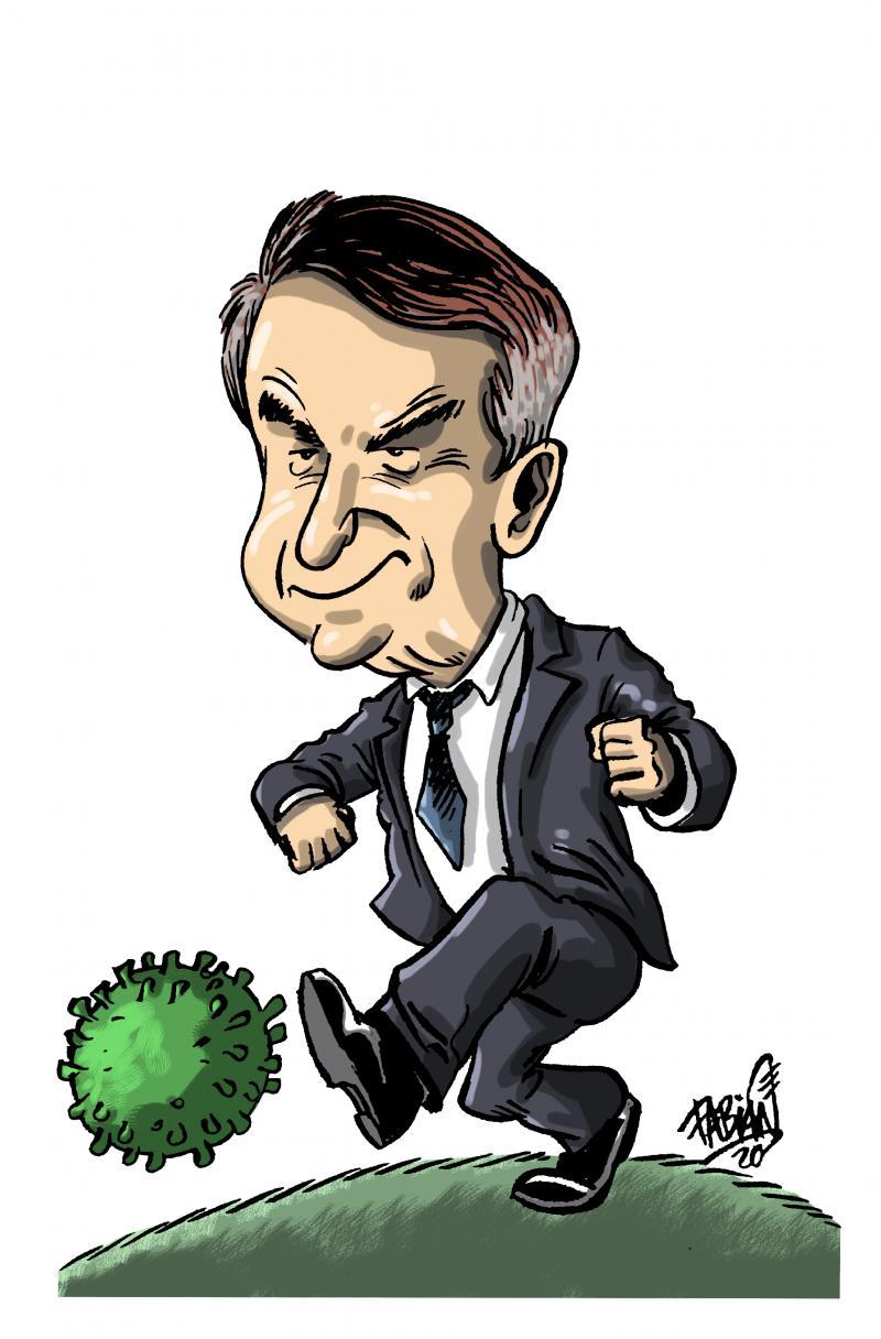 Bolsonaro in the game