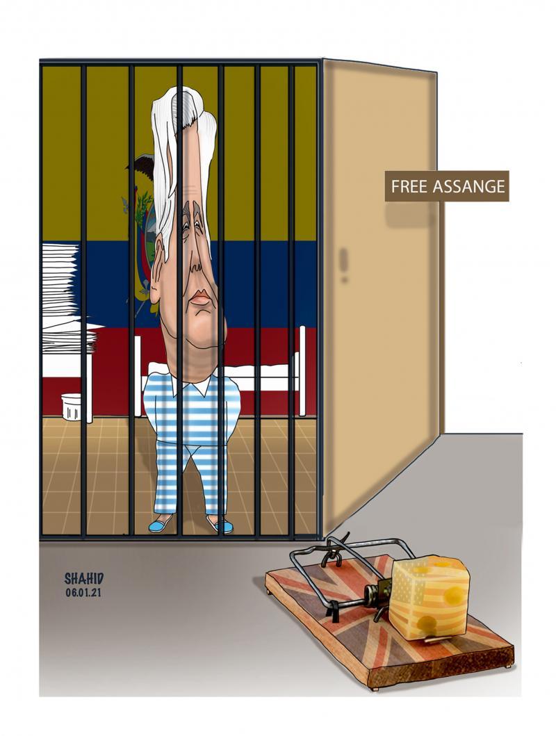 Free Assange !