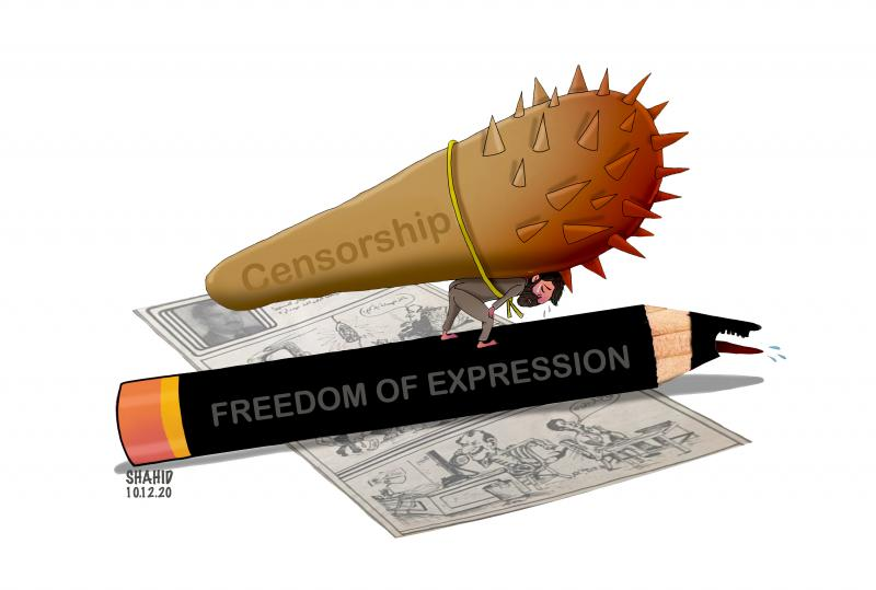 Freedom of  Expression !