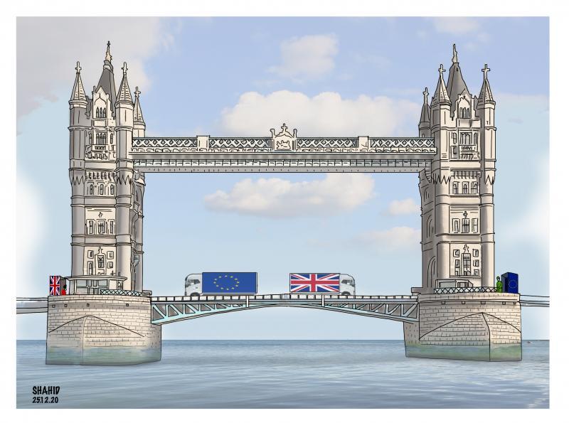 EU- UK tradedeal !