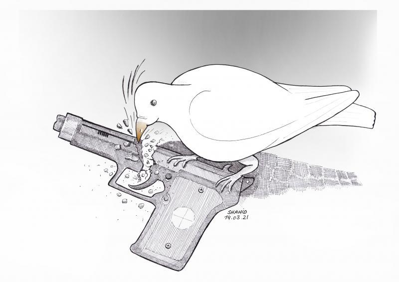 Stop war !