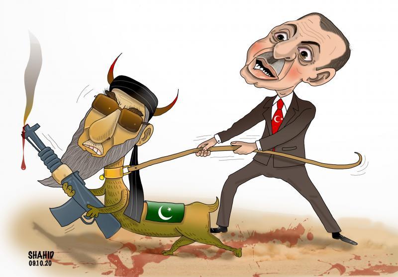 Hekmatyar to fight for Azerbaijan !