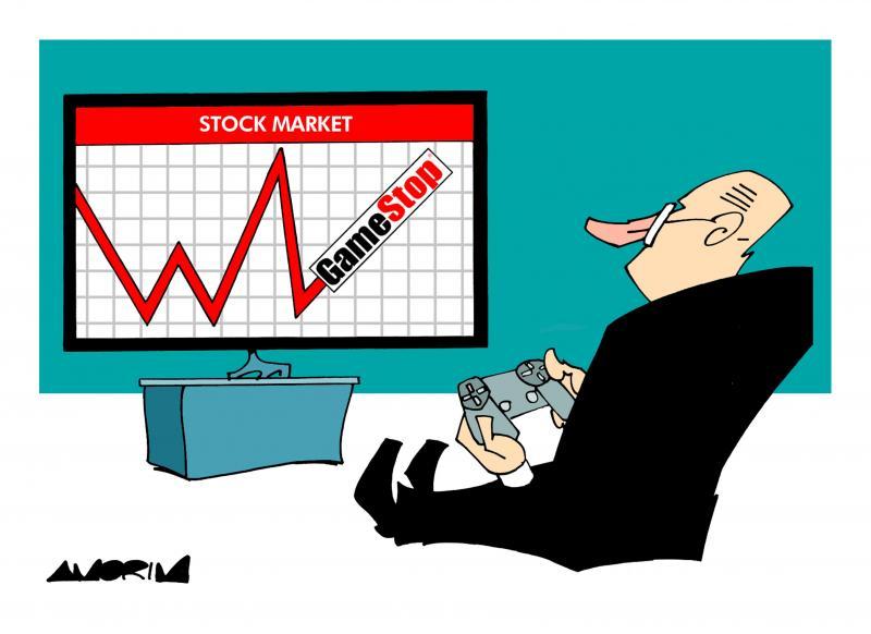 GameStop, Stock Market, Reddit,