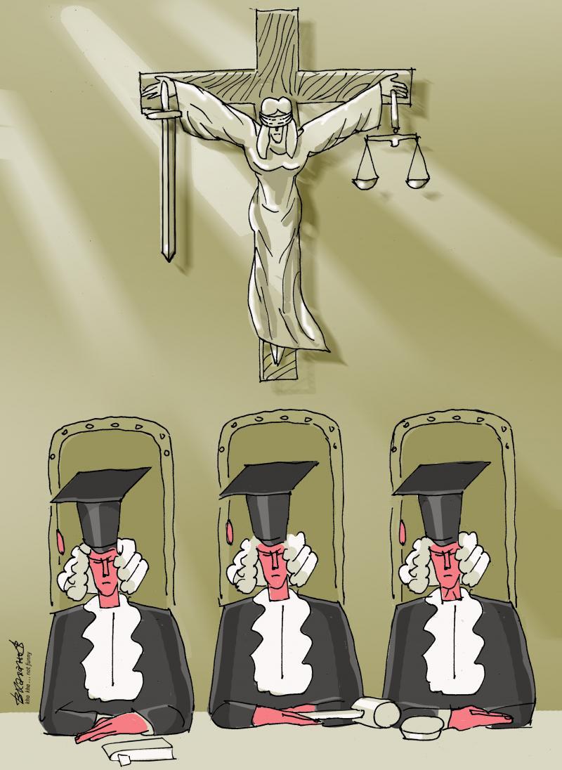 Legitimate lawlessness
