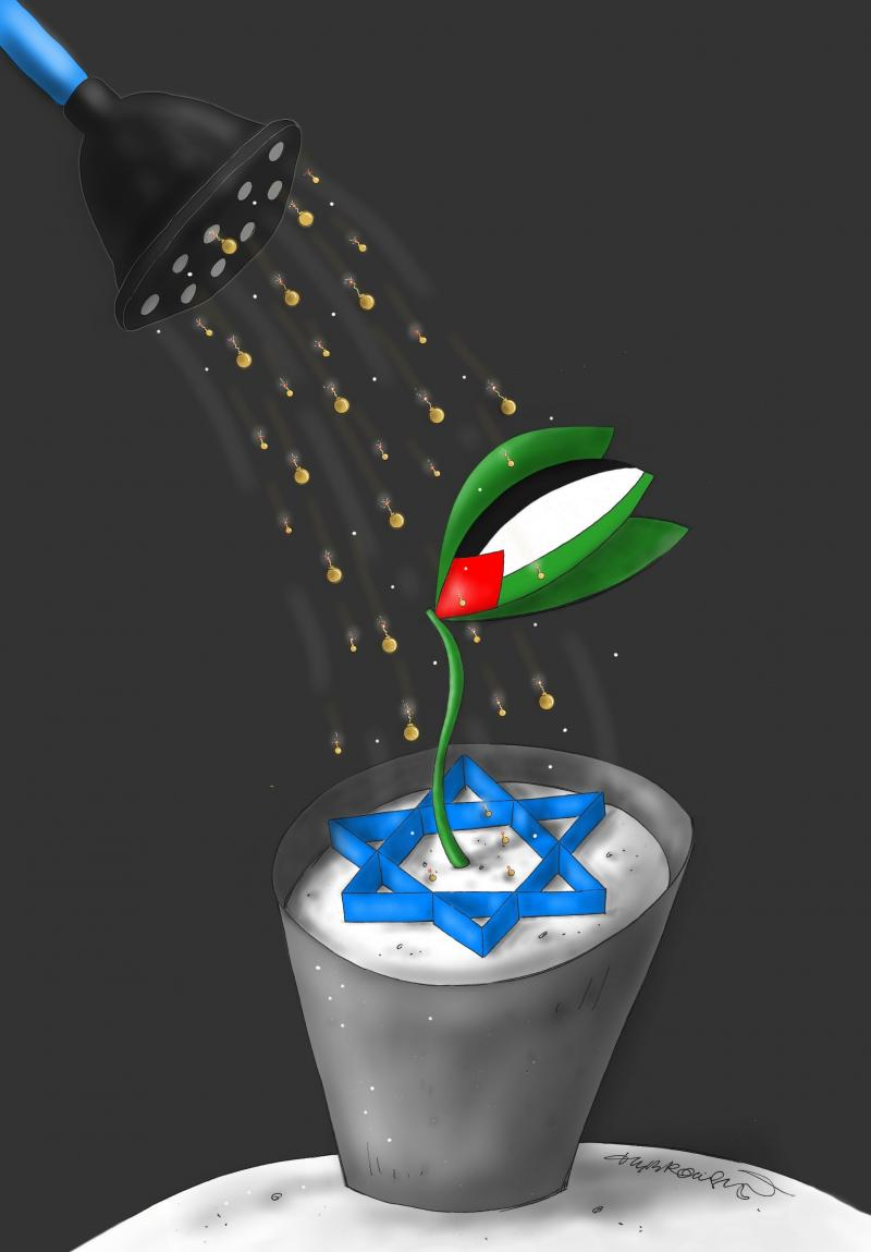Water in Palestine...