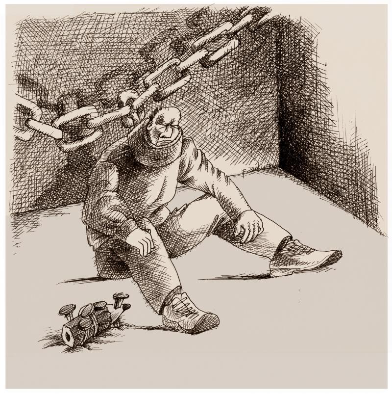 no more prison