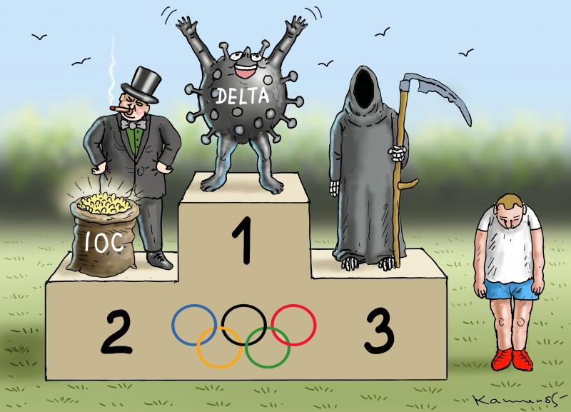 3 Olympic winners