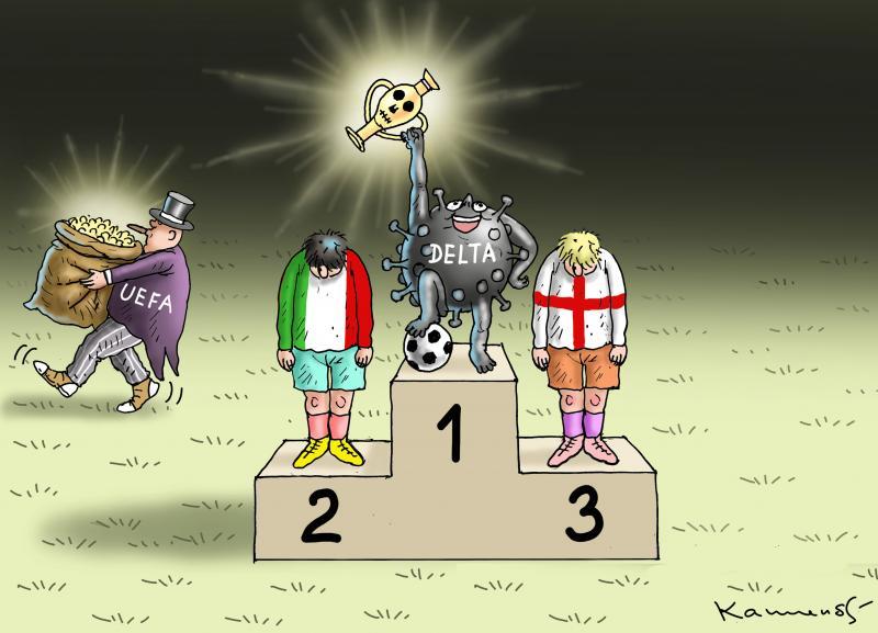 EM WINNER IS: DELTA UEFA!