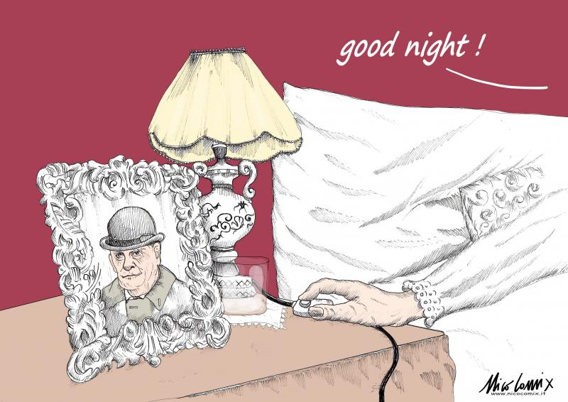 good night Philip