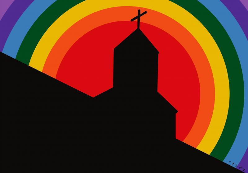 Gay churches