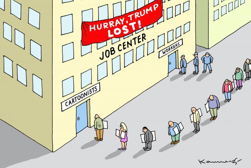 JOB CENTER ON LIMIT
