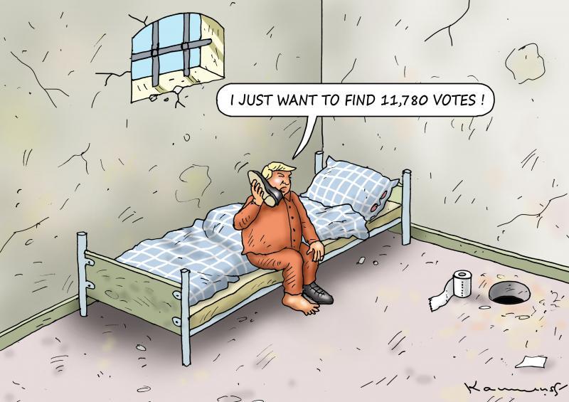 VOTE FREAK TRUMP