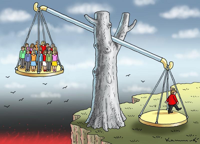 Merkel's era ends