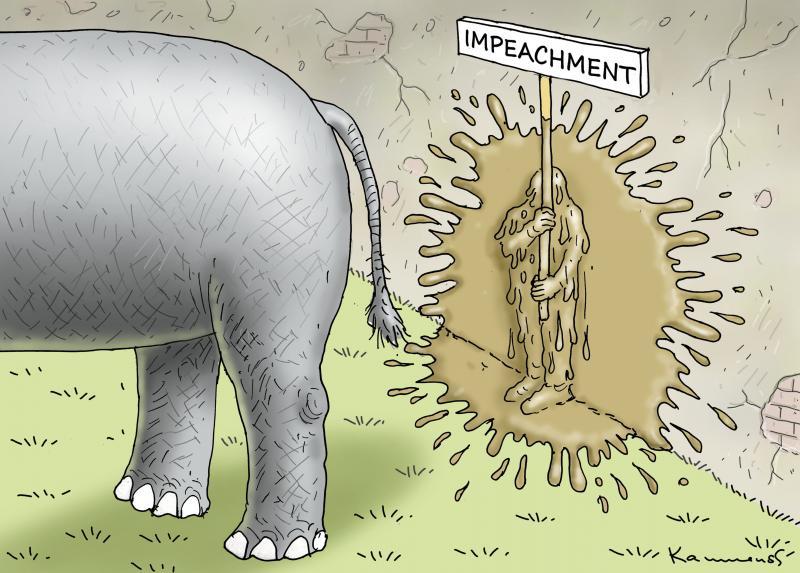 NO IMPEACHMENT !