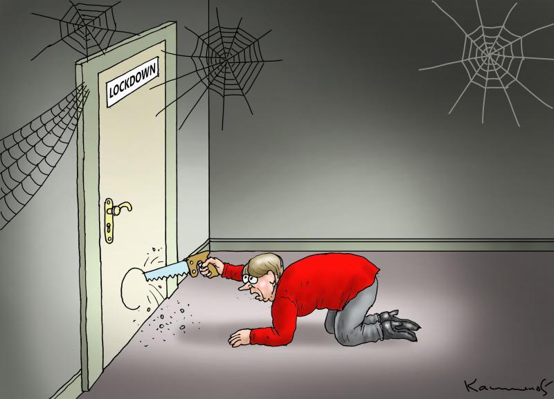 Merkel opens