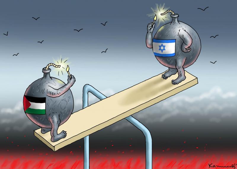 ISRAEL VS PALESTINE