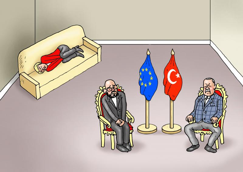 EU SUMMIT IN TURKEY