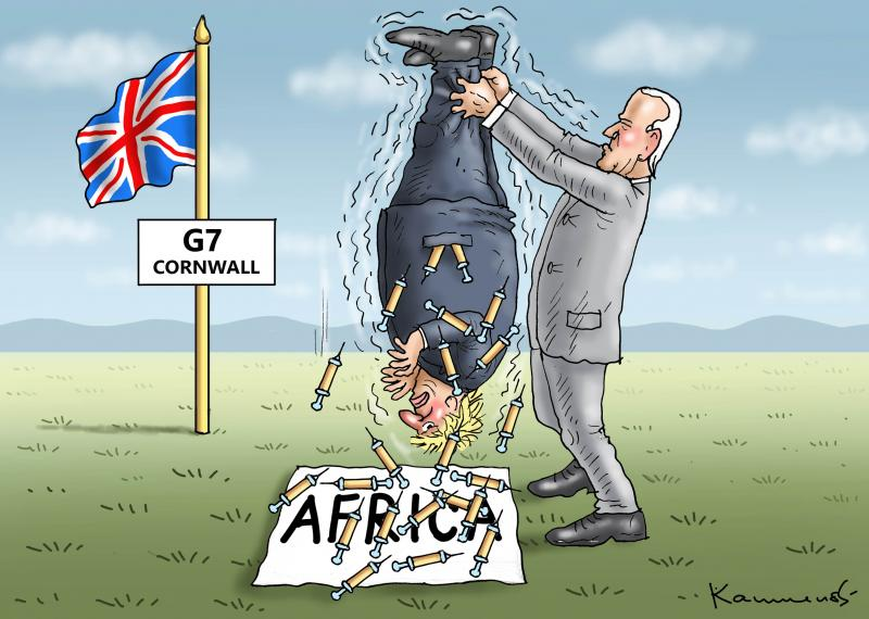 G7-VACCINES FOR AFRICA