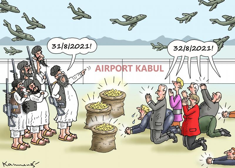 MEETING IN KABUL