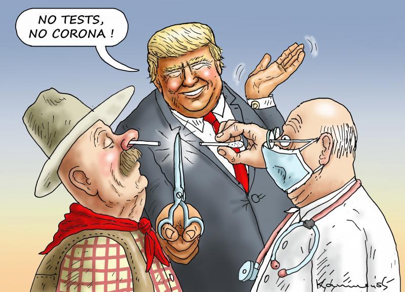 Medicine genius Trump