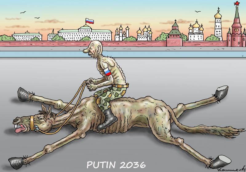 PUTIN 2036