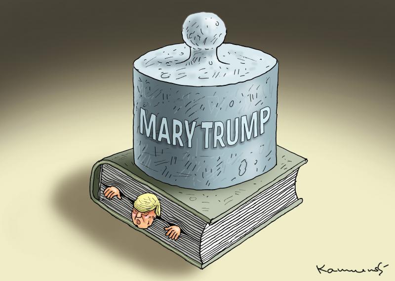 MARY TRUMP