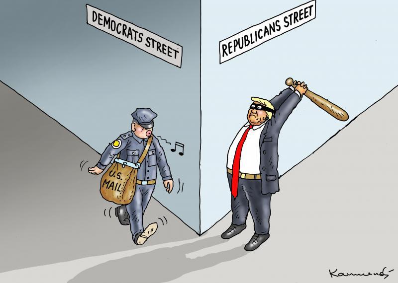 Postal voting in America