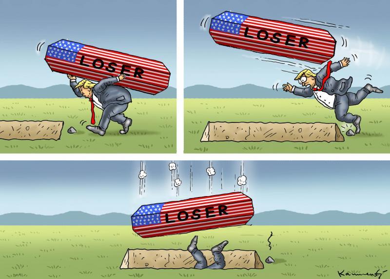 THE TRUE LOSER