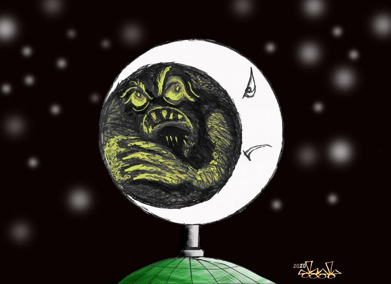 Islam Crescent..